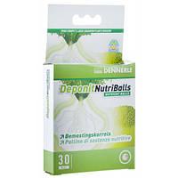 Корневое удобрение в виде шариков Dennerle Deponit NutriBalls для аквариумных растений, 30 шт.