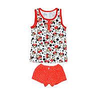 Пижама детская майка + шорты