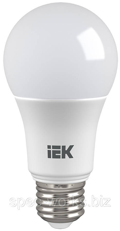 Лампа LED ALFA A60 куля 230В 15Вт 6500К E27