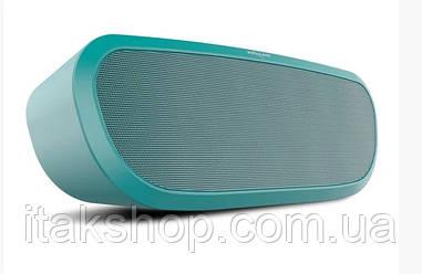 Бездротова стерео Bluetooth колонка Zealot S9 Синя