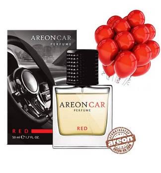 Ароматизатор повітря Areon Car Glass Perfume Red
