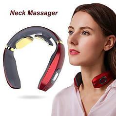 Массажер для шеи Smart Neck Massager 4335 Red