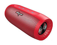 Беспроводная стерео Bluetooth колонка Zealot S16 (Красный)