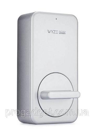 Умный дверной замок Wyze Lock smart lock Бесконтактное открытие/закрытие двери. Шлюз Zigbee в комплекте