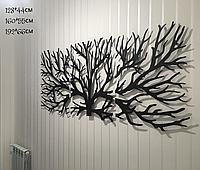 """Декор для стен. Панно из металла """"Дерево жизни модуль"""""""
