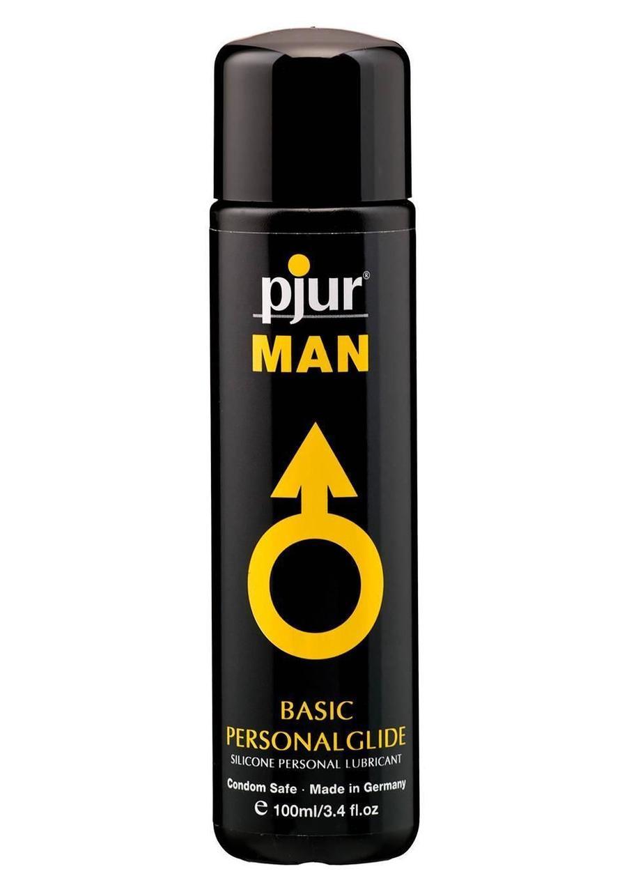 Лубрикант на силиконовой основе pjur MAN Basic personal glide 100 мл