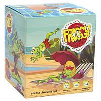 Настільна гра Froggy Pool, в коробці (укр) Strateg