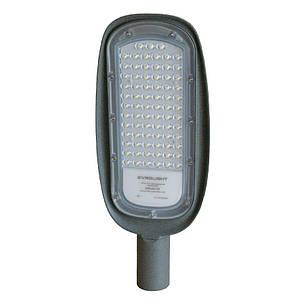 Консольный LED светильник 50Вт 5000К MALAG-50 6000Лм IP65, фото 2