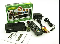 7712 - TV BOX A338-DVB-T2-8902-EU