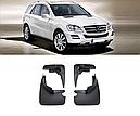 Брызговики MGC Mercedes-Benz W164 M, ML 280, 300, 320, 350, 500 Европа 2005-2011 к-т 4 шт B66528228, B66528254, фото 3