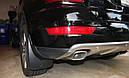 Брызговики MGC Mercedes-Benz W164 M, ML 280, 300, 320, 350, 500 Европа 2005-2011 к-т 4 шт B66528228, B66528254, фото 10