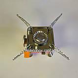 Портативна газова плита k-202, фото 6