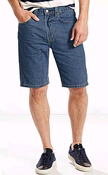 Джинсовые шорты Levis 505 - Dark Stonewash