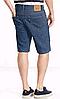 Джинсовые шорты Levis 505 - Dark Stonewash, фото 2
