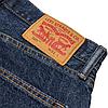 Джинсовые шорты Levis 505 - Dark Stonewash, фото 4