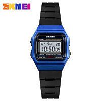 SKMEI 1460 синие детские спортивные часы, фото 1