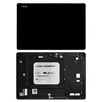 Дисплей с сенсорным экраном Asus ZenPad 10 (Z300CG/Z300C/P021/P023) BLACK FRAME
