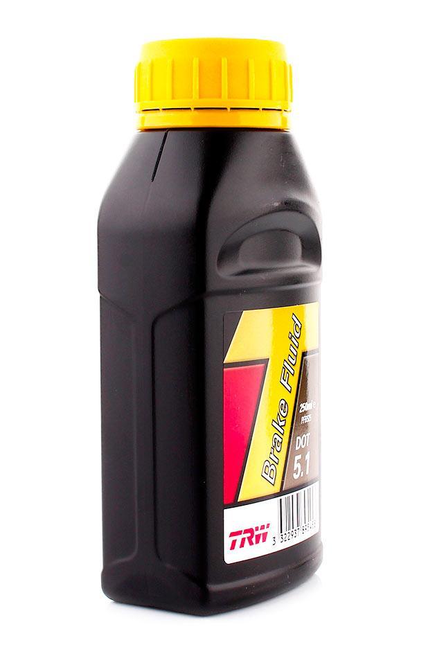 Тормозная жидкость TRW DOT 5.1 0,25L (PFB525)