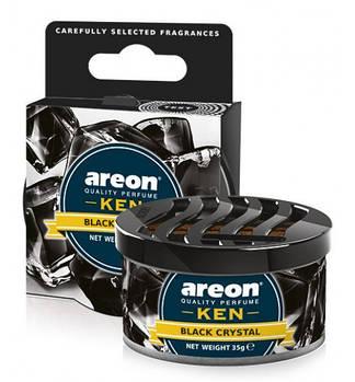 Ароматизатор повітря Areon KEN Black Crystal