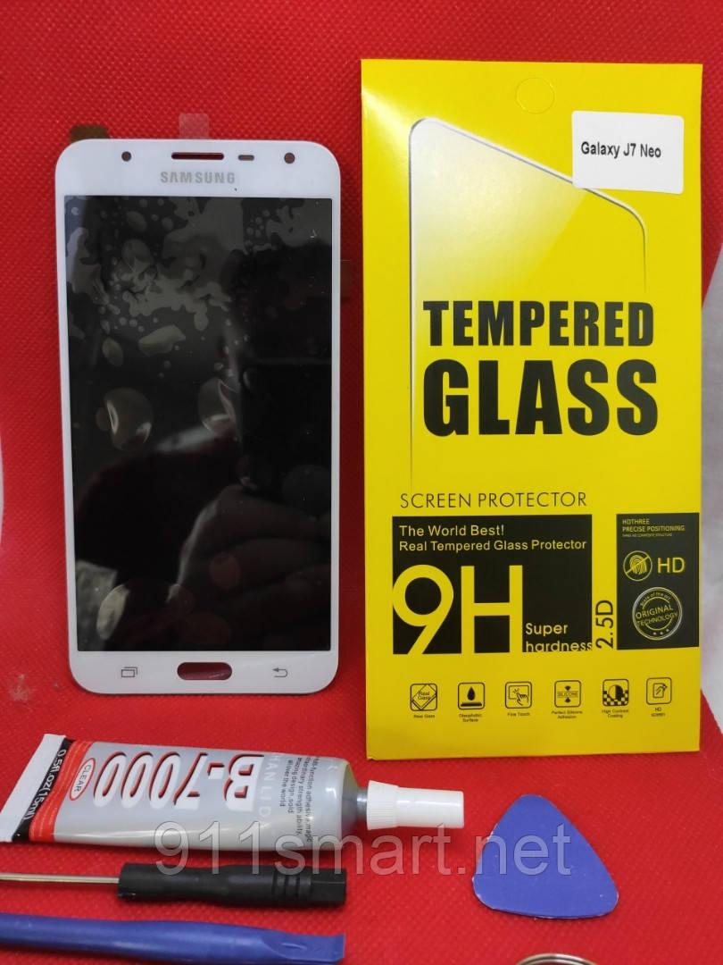 Модуль, дисплей, экран Samsung Galaxy J7 neo J701 gold