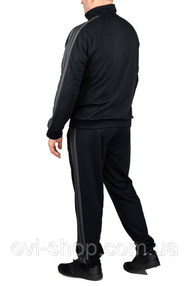 спортивный костюм мужской темный