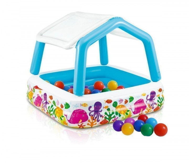 Надувной бассейн для детей Intex 57470