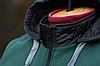 Чоловічий жилет стеганний з капюшоном великого розміру 56-66, фото 8