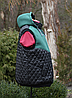 Чоловічий жилет стеганний з капюшоном великого розміру 56-66, фото 4
