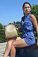 """Рюкзак """"Stefany"""" 10 кофейного цвета, фото 2"""