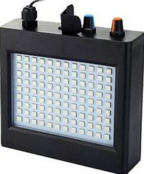 Стробоскоп LED ROOM STROBE одноцветный белый 108L White