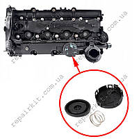 Клапан вентиляции картерных газов для BMW N47, M57N2, M57Y 11128508570, фото 1