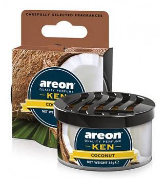 Ароматизатор повітря Areon KEN Coconut