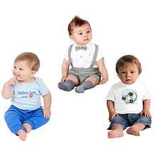 Футболки и рубашки для малышей