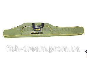 Чехол SKIPPER 1.5/2 под катушку зелёный 1502