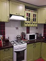 """Кухни с фасадами из МДФ """"Кантри"""""""