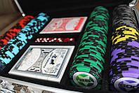 """Профессиональный набор для игры в покер """"Poker Star 200"""", фото 3"""