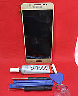 Дисплейный модуль, тачскрин Samsung Galaxy J5 2016 год  j510fn, j510f ,j510h, фото 1