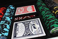 """Профессиональный набор для игры в покер """"Poker Star 200"""", фото 4"""