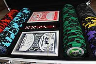 """Профессиональный набор для игры в покер """"Poker Star 200"""", фото 5"""