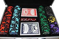 """Профессиональный набор для игры в покер """"Poker Star 200"""", фото 6"""