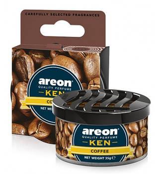 Ароматизатор повітря Areon KEN Coffee