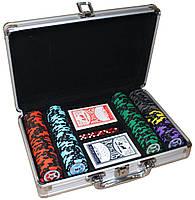 """Профессиональный набор для игры в покер """"Poker Star 200"""", фото 7"""