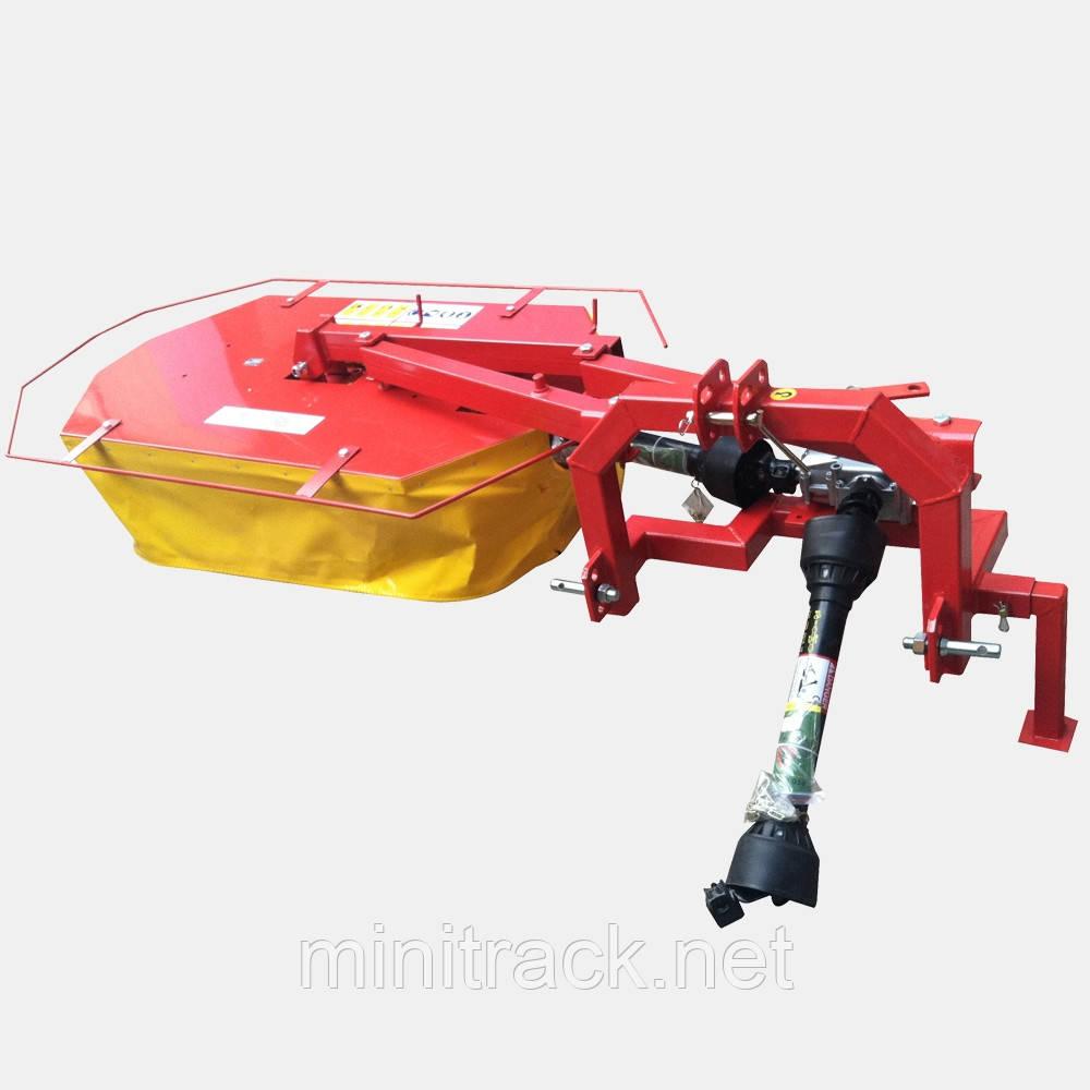 Роторная косилка для минитрактораКРН-1.35