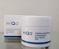Крем для сухой кожи WIQO Crema Viso p.secche   50 мл