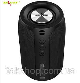 Бездротова Bluetooth колонка Zealot S32 (Чорний)