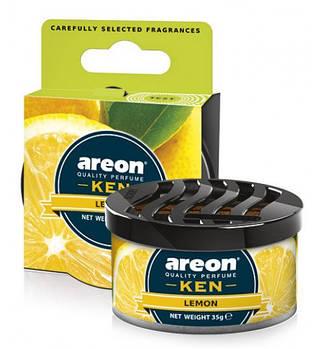 Ароматизатор повітря Areon KEN Lemon