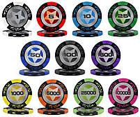 """Профессиональный набор для игры в покер """"Poker Star 200"""", фото 8"""