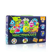 """Гра настільна з липунами """"Монстроманія"""", VT8044-23, Vladi Toys"""