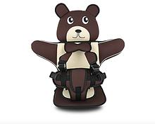 Детские Автокресла Бескаркасные в форме Медвежонка
