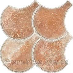 Плитка универсальная Oset Granada Nature 32,5х32,5 коричневый 375482